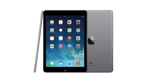 Apple iPad Air 128 GB Wifi+Cellular im Test