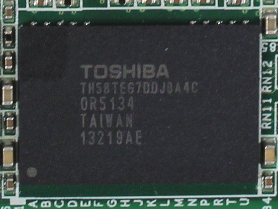 19nm-Flash von Toshiba