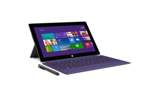 Microsoft Surface Pro 2: So schnell wie ein Ultrabook, aber mit mäßiger Akkulaufzeit