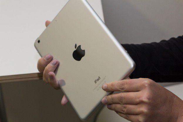 Das iPad Mini mit LTE bringt 341 Gramm auf die Waage