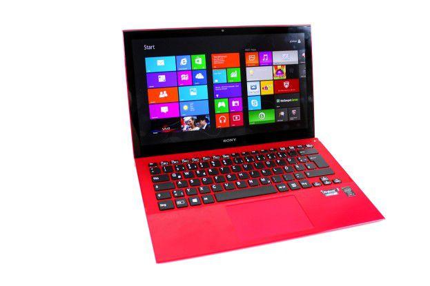 Ein Ultrabook wie das Sony Vaio Pro 13 ist ideal für die Arbeit unterwegs - und als Statussymbol