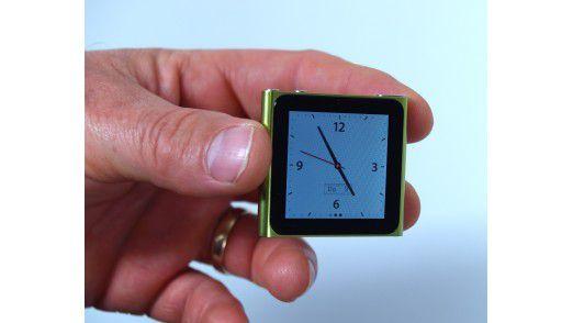 Der iPod Nano 2010 im Test.