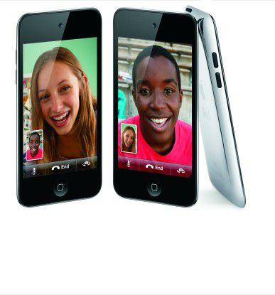 Das Zugpferd in der iPod-Familie ist der iPod Touch, den es nun auch in Weiß gibt.