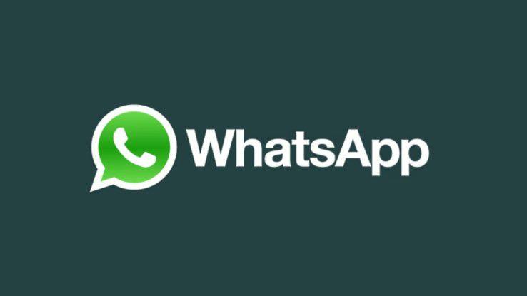 Whatsapp gibt es nun auch als Desktop-App für Windows 8 und 10 sowie Mac OS X.