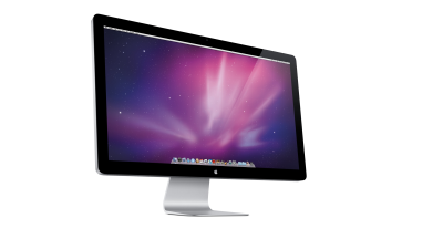 Test LCD-Monitor: Test - Apple LED Cinema Display 27 Zoll
