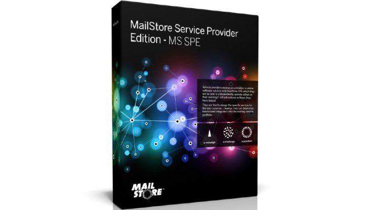 Mail Store Service Provider Edition: Umstellung von Single- auf Multi-Server-Modus möglich.