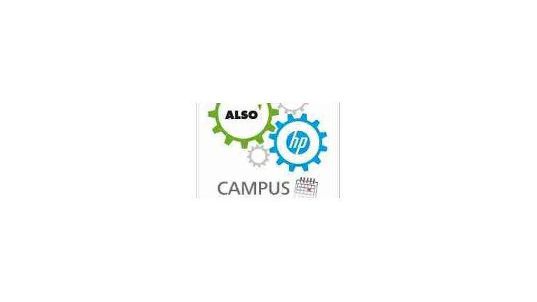 """Also startet die Hewlett Packard Schulungs- und Zertifizierungs-Plattform """"ALSO HP Campus"""""""