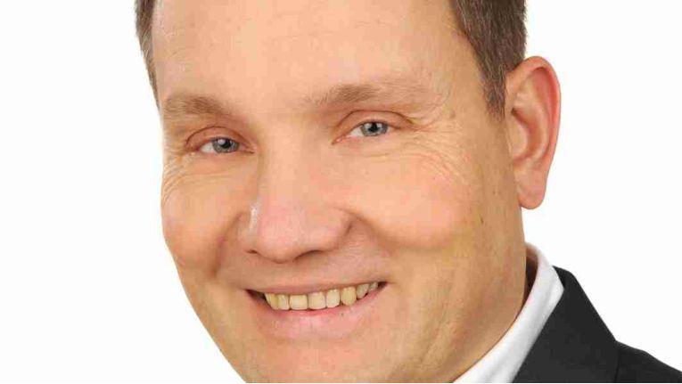 Thomas Kurz, Regional Director Germany, Austria, Switzerland & Eastern Europe bei Kemp Technologies, wirbt für die skalierbaren Workloads seiner virtuellen ADC-Produkte.