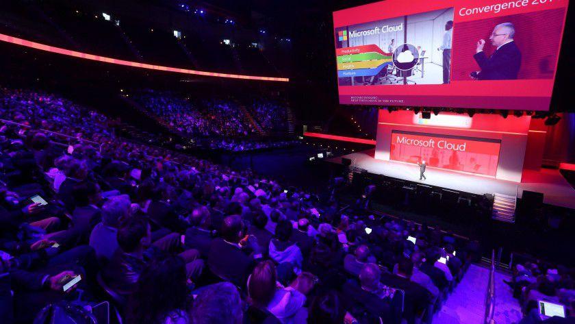 12.000 Teilnehmer folgten dem Ruf Microsofts nach Atlanta, Georgia, dem Austragungsort der Convergence 2014, der Kunden- und Partner-Veranstalung zu allen Dynamics-Produkten (ERP und CRM).