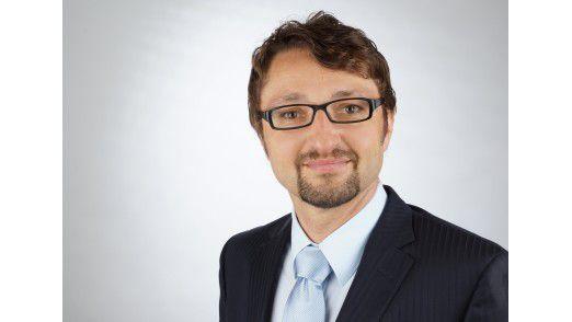 Mit Oliver Tuszik, Geschäftsführer von Cisco Deutschland, diskutierte Redakteur Jürgen Hill über die Chancen des IoT.