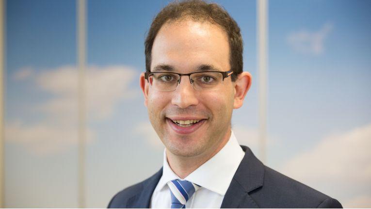 James NappJames Napp, Geschäftsführer Bechtle direct Großbritannien