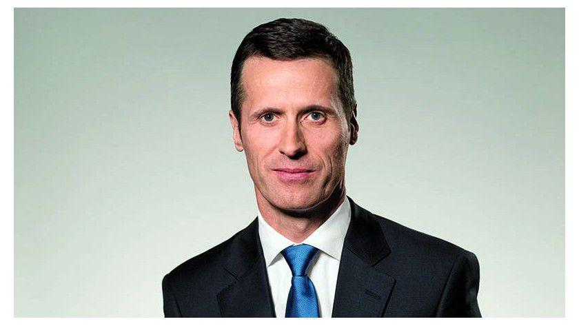 Auch Thomas Olemotz, Vorstandsvorsitzender der Bechtle AG, befindet sich unter den wichtigsten Persönlichkeiten der deutschen Systemhäuser.