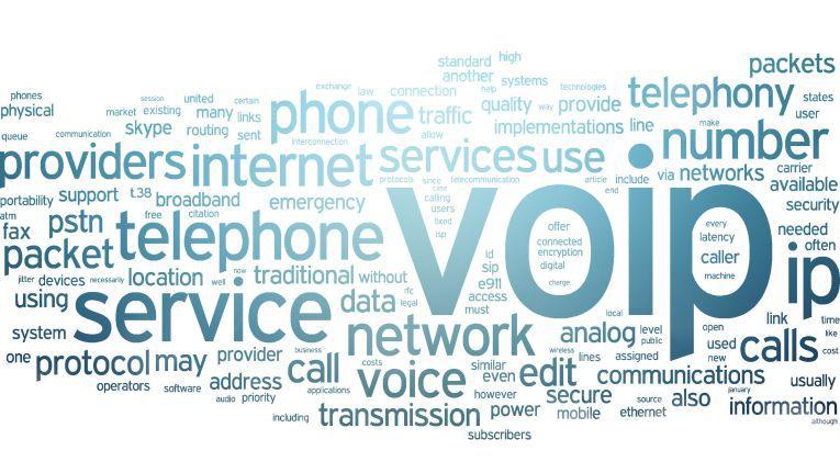 """VoIP (Voice over IP) gehört zu den """"empfindlichsten"""" Applikationen im Netzwerk."""