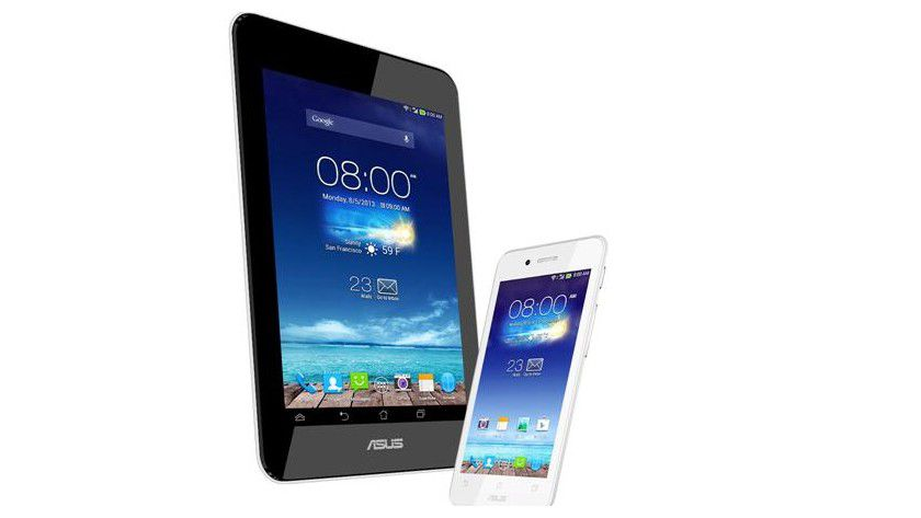 Asus Padfone Mini 4.3: Verkleinerte Gerätekombination.