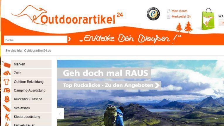 Der Online-Shop outdoorartikel24.de ist 2007 mit dem Verkauf von Zelten und Campingausrüstung an den Start gegangen.