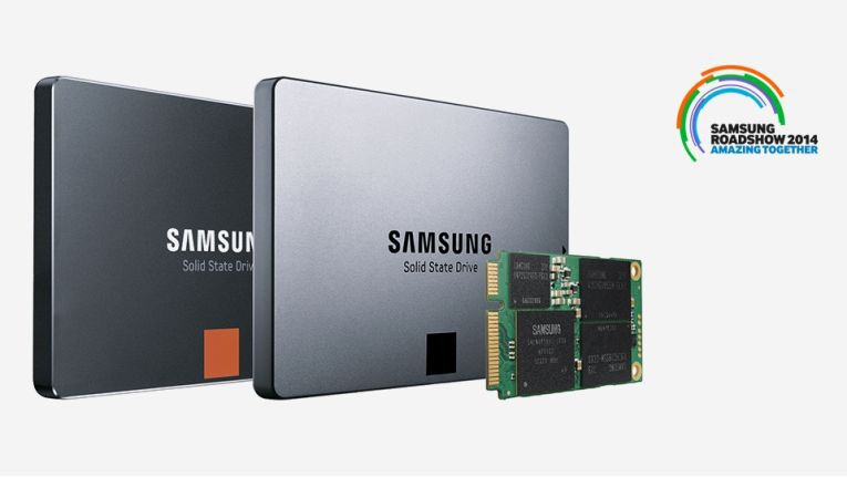 Samsung SSD-Workshops und Upgrade-Aktion