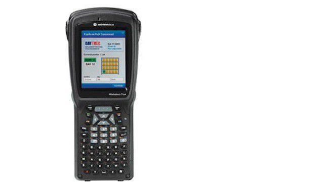 Workabout Pro 4 von Motorola Solutions: Modulares Gerätedesign besticht.