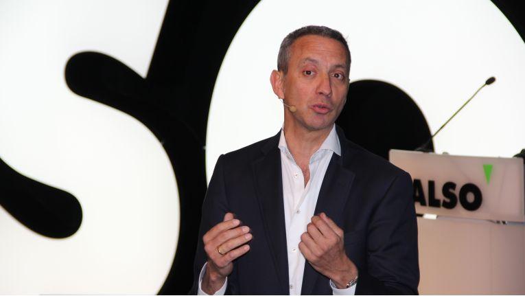 """Gustavo Möller-Hergt, CEO der ALSO Holding AG: """"Mit der Akquisition von Nervogrid Oy wollen wir unsere Cloud-Expertise stärken und erweitern."""""""