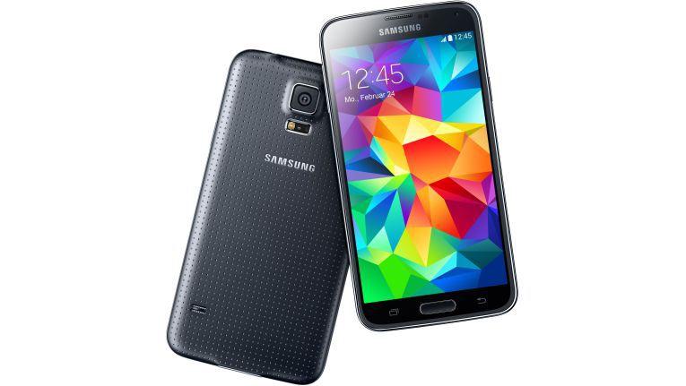 Fingerprint-Sensoren wie beim Galaxy S5 soll es bald auch bei einfachen Smartphones geben.