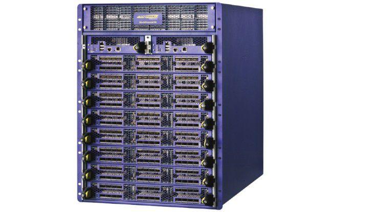 Extreme Networks Black Diamond X8 100GbE Blade: Ergänzt SDA-Architektur des Herstellers.