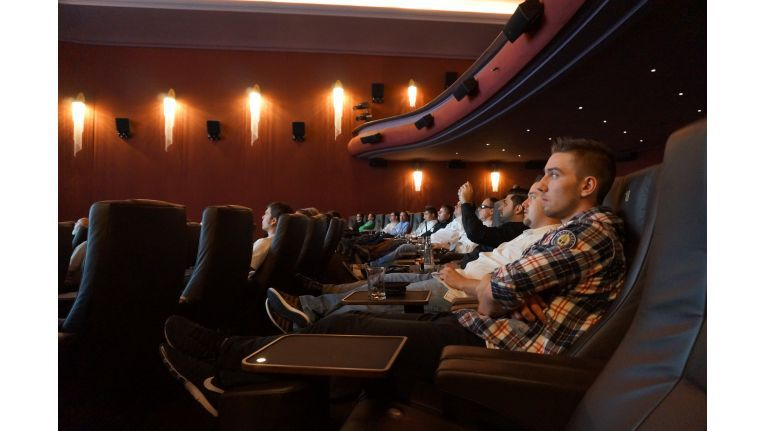 Ganz großes Kino: Der Windows Server Kompetenz Club traf sich Mitte April in München im Gloria Palast.
