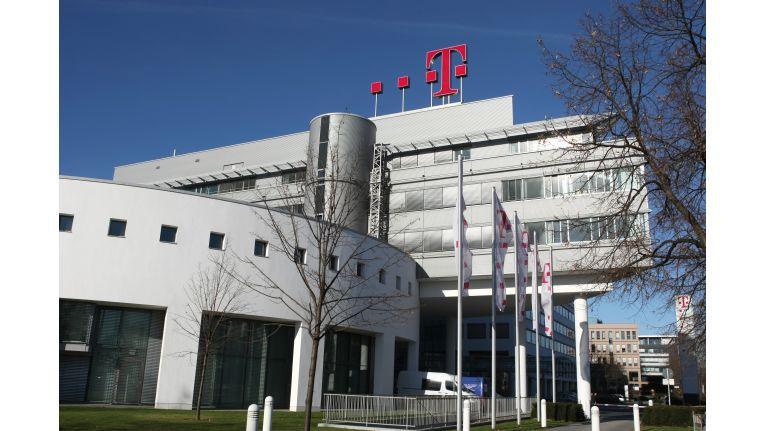 Die Telekom-Zentrale in Bonn