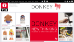 Best in eCommerce - Donkey Products mit Netshops: Online-Shop mit technischen Raffinessen – mobil und am Desktop - Foto: Donkey Products
