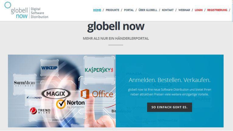 Globell B.V. ist Software-Distributor und Republisher für Marken wie WinZip, ACDSee und DxO.