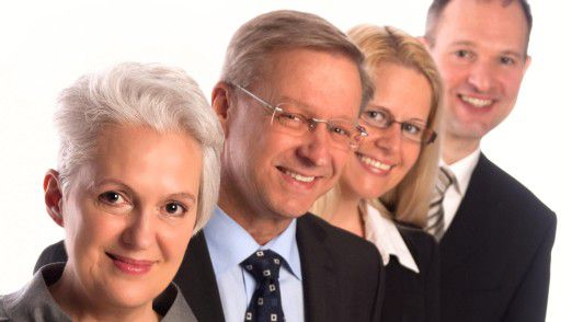 Nach Lächeln ist Familienbetrieben nicht immer zumute.
