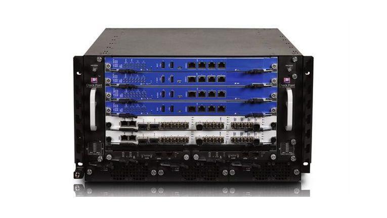 Check Point 41000 Security System: ermöglicht bis zu 80 Millionen synchrone Verbindungen.