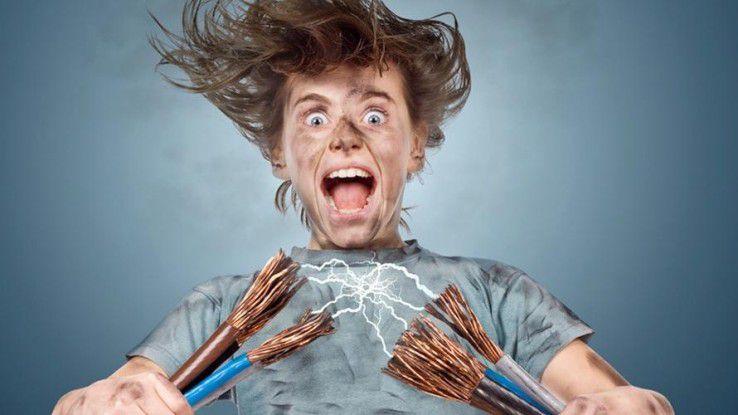 Vorsicht vor Cyber-Angriffen auf die Stromversorgung!