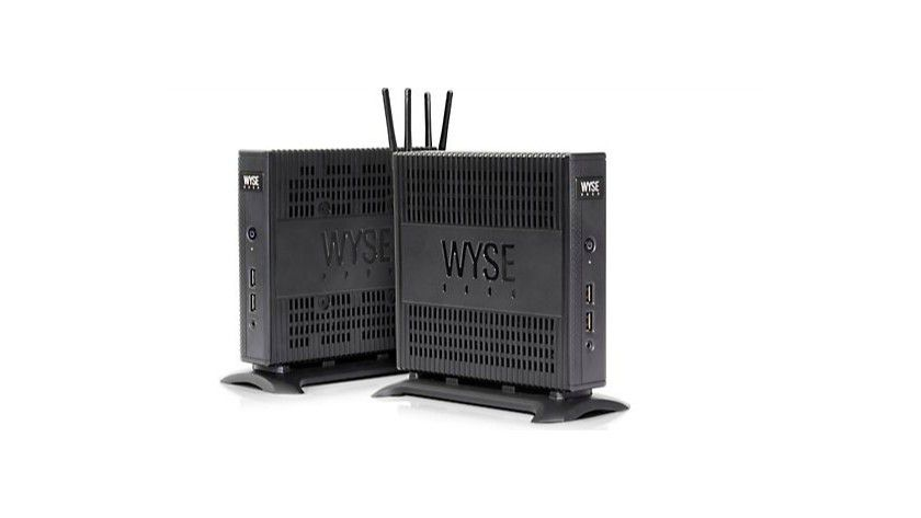 Dell Wyse 5000er Client: Multiprotokoll-Thin-Client inklusive Betriebssystem Wyse ThinOS.