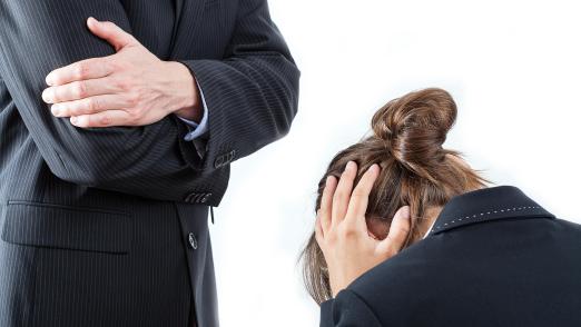 Mehr Probleme als Erfolge: Falsches Verhalten oder falsche Entscheidungen bei IT-Verantwortlichen halten viele Abläufe in Unternehmen auf.