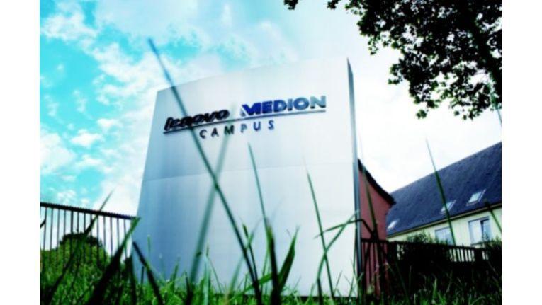 Hersteller Medion gehört seit 2011 zur Leonovo-Gruppe