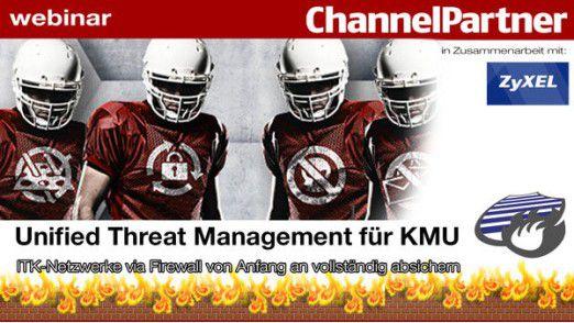 Thorsten Kurpjuhn, European Market Development Manager, Commercial Gateway, bei Zyxel, erläutert am 18. Juni, wie eine moderne Firewall funktioniert.