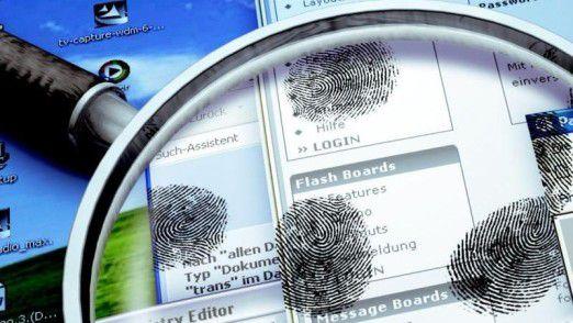 Datenschutz im Internet? Oft ist den PC-Usern gar nicht klar, welche Daten sie preisgeben.