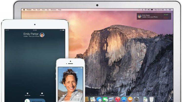Mit iOS 8 legte Apple in Sachen Business-Tauglichkeit weiter nach.