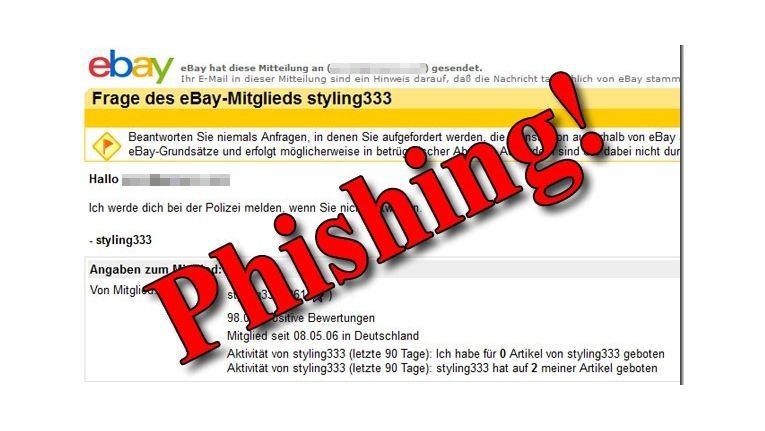 Das österreichische Internet-Portal Mimikama warnt vor einer gefährlichen Phishing-Variante bei der Ebay-Nutzer zur Zielscheibe werden.