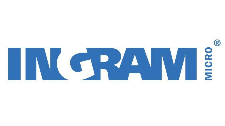Das neue Ingram-Micro-Logo soll 'Kraft und Stabilität eines Weltmarktführers' ausdrücken.