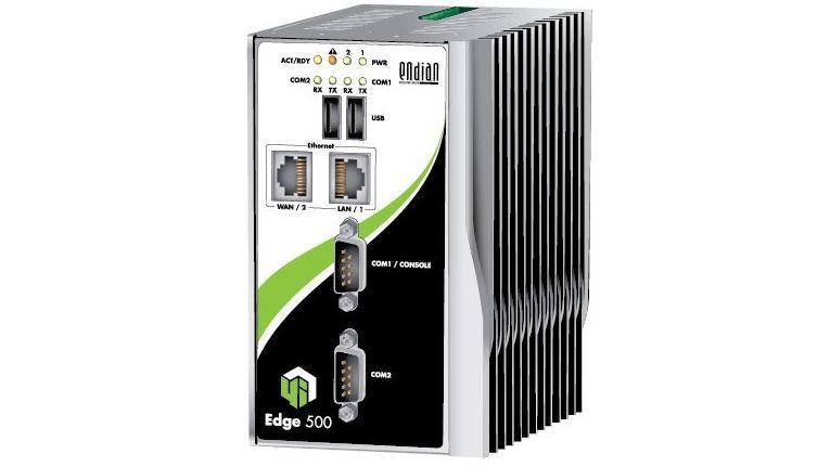 Die Endian UTM 4i edge 500 gibt es auch als kleinere 300er und 200er Version.