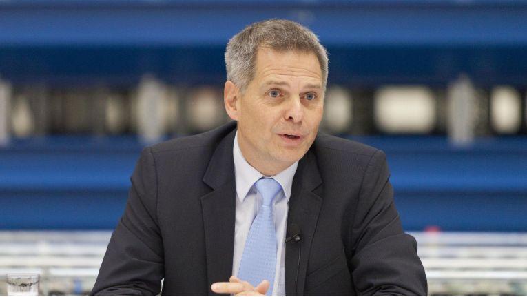 Media-Saturn-Interimschef Pieter Haas: An seiner Person entzündet sich die letzte Eskalation im Gesellschafterstreit, doch geht es auch um Inhalte