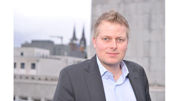 Hat 2014 die Umsatzmarke von 300 Millionen Euro übersprungen: Sparhandy.de-Chef Wilke Stroman