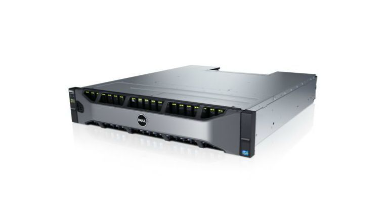 Dell SC4000er-Serie: Debütmodell SC4020 soll im 3. Quartal 2014 auf den Markt kommen.