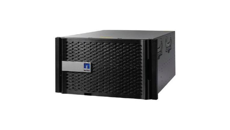 """NetApp FAS8080 EX: """"unser leistungsstärkstes Unified Storage-System""""."""