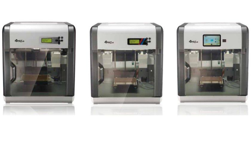 Die 3D-Drucker und -Scanner von XYZprinting werden auf der IFA in Halle 25, Stand 150, ausgestellt.