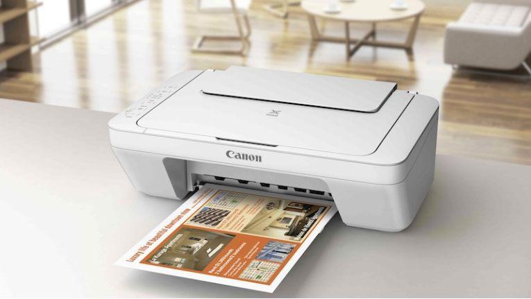 Canon Pixma MG2950: Mobildrucker mit besonders hoher Bildauflösung.