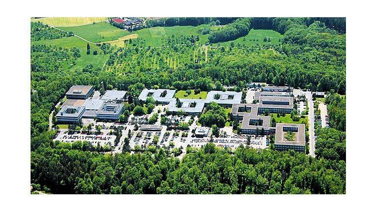 Das im Grünen liegende IBM Client Center in Böblingen haben Also und IBM als Ort für ihre gemeinsame Doppelveranstaltung gewählt.