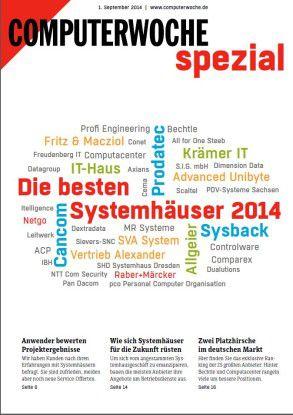 Die Ergebnisse der Anwenderbefragung sowie das Ranking der größten Systemhäuser und weitere Analysen zum Systemhausmarkt in Deutschland stehen jetzt gebündelt im Abo-Shop bereit.