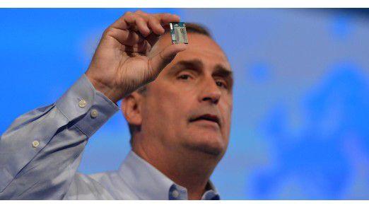 Intel-CEO Brian Krzanich