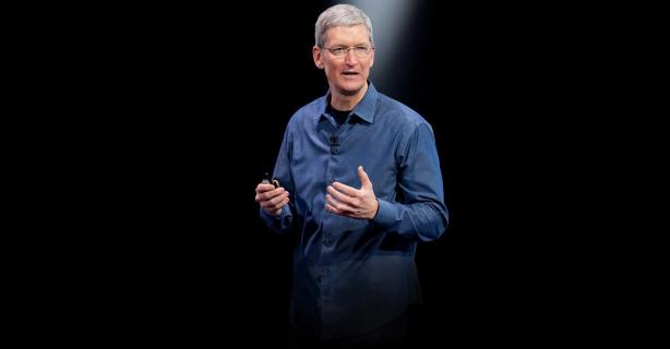 """Apple-CEO Tim Cook: """"Wir haben Produkte in Arbeit, um die es noch keine Gerüchte gibt"""""""